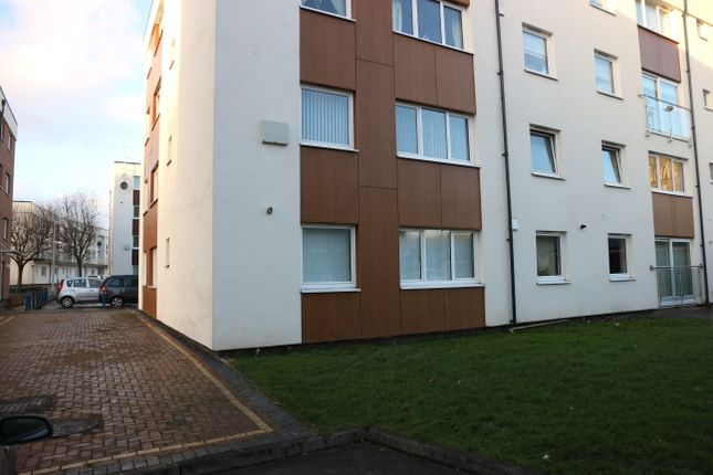 Thumbnail Maisonette for sale in Buckland House, Caedraw, Merthyr Tydfil