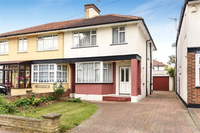 Thumbnail Semi-detached house for sale in Cannon Lane, Pinner, Middlesex