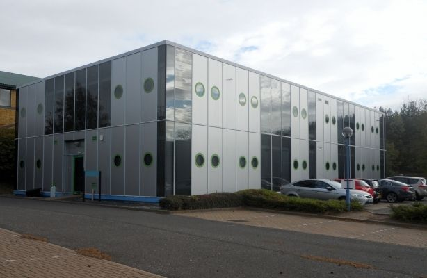 Thumbnail Office for sale in Denby House, Stafford Park 1, Telford, Shropshire