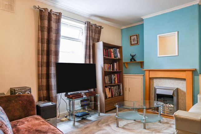 Sitting Room of Britannia Terrace, Gainsborough DN21