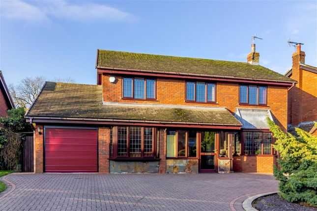 Thumbnail Detached house for sale in Westerham Close, Knowle, Solihull