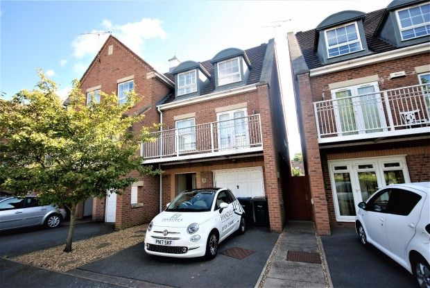 Thumbnail Town house to rent in Rodyard Way, Coventry
