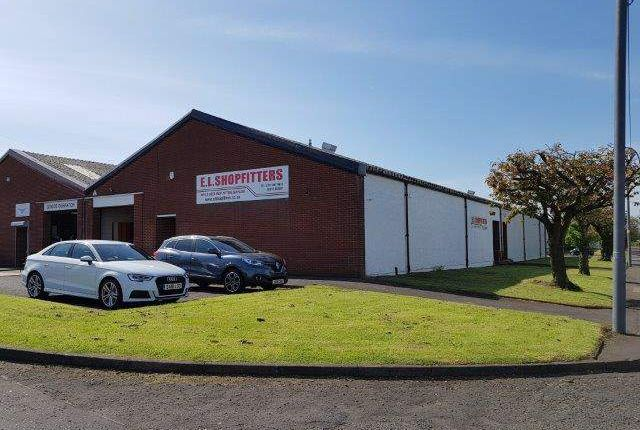 Thumbnail Light industrial to let in Huntly Road, Hillington Industrial Estate, Glasgow