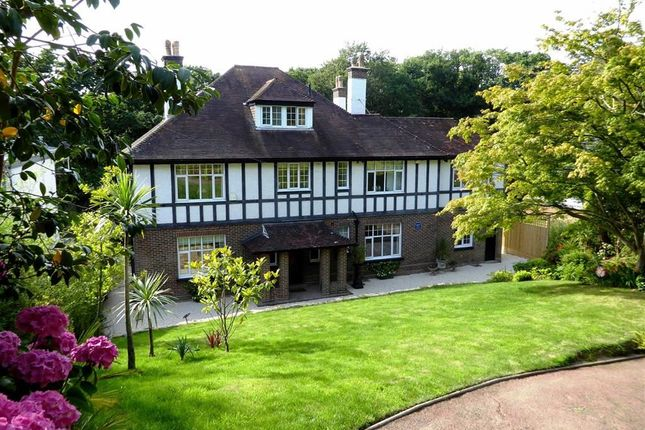 Detached house for sale in St Helen's Park Road, Hastings, East Sussex