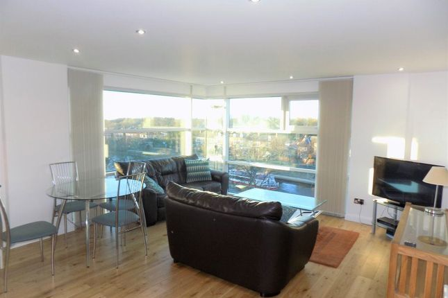 Thumbnail Flat to rent in Leeman Road, York
