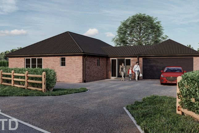 4 bed detached bungalow for sale in Rollesby Road, Fleggburgh, Great Yarmouth NR29
