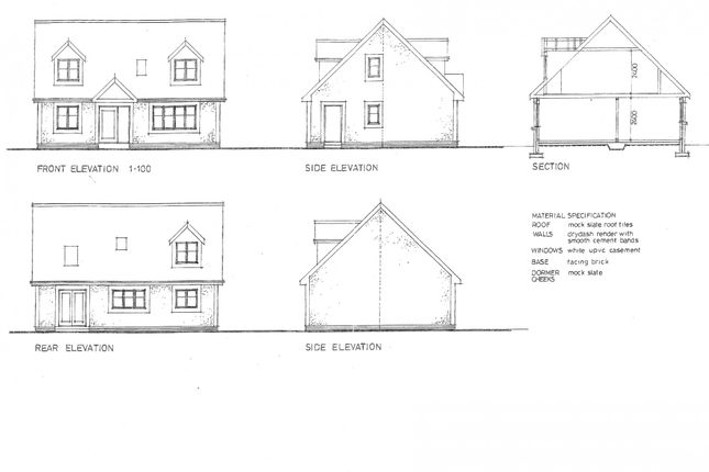Thumbnail Land for sale in Bellfield Road, Lanark, Lanarkshire