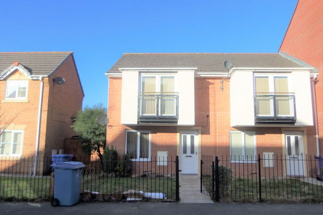 Thumbnail Semi-detached house for sale in Hansby Drive, Speke, Liverpool
