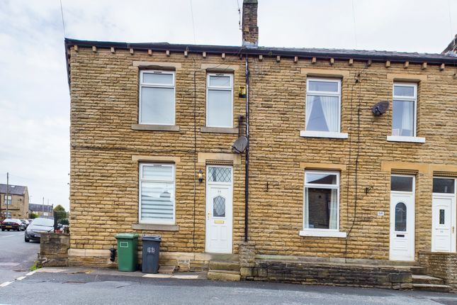 3 bed terraced house for sale in Leymoor Road, Longwood, Huddersfield HD3
