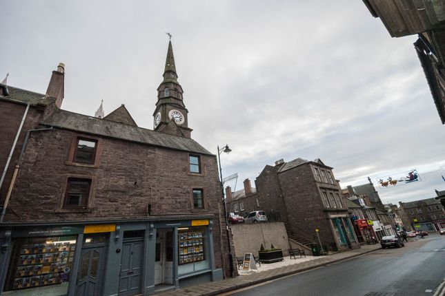 Thumbnail Flat to rent in East High Street, Forfar