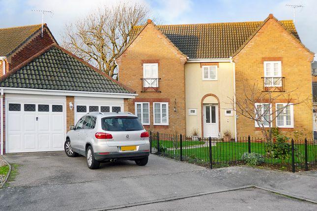 Thumbnail Detached house for sale in Toddington Park, Wick, Littlehampton