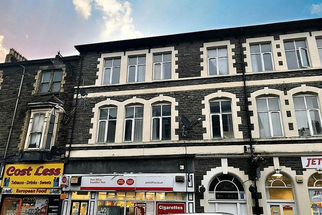 Thumbnail Flat to rent in Osborne Road, Pontypool