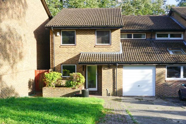 Thumbnail Semi-detached house to rent in Penn Gardens, Chislehurst