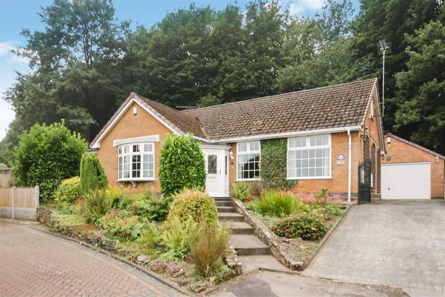 Thumbnail Detached house for sale in Ashton Gardens, Old Tupton, Chesterfield