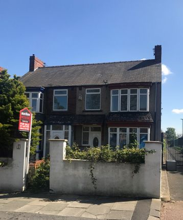 Thumbnail Semi-detached house for sale in Breckon Hill Road, Middlesbrough, Cleveland