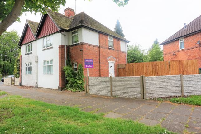 Thumbnail Semi-detached house for sale in Davison Road, Smethwick