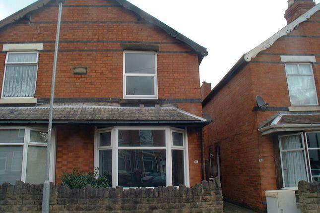 3 bed semi-detached house to rent in Beech Avenue, Hucknall, Nottingham