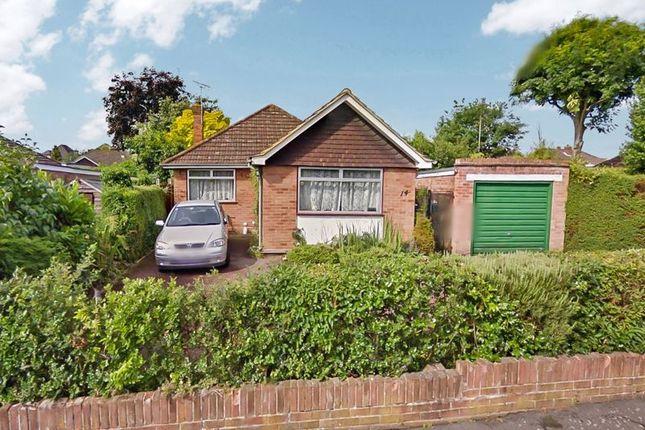 3 bed detached bungalow to rent in Pilgrims Way, Bisley, Woking GU24