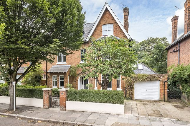 Thumbnail Detached house for sale in Strafford Road, Twickenham