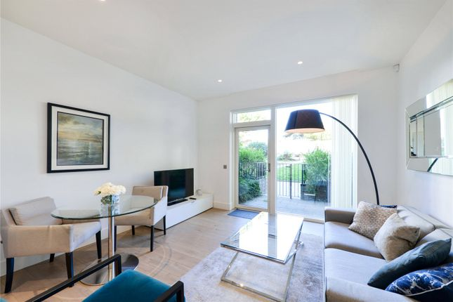 Thumbnail Flat for sale in Nautilus House, 14 West Row, London