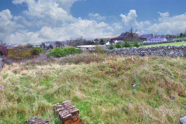 Thumbnail Land for sale in Carmel, Caernarfon