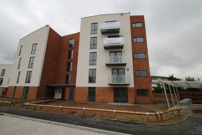 Thumbnail Flat for sale in Mitchell Close, Aylesbury