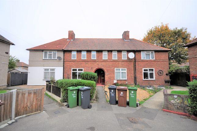 Thumbnail Terraced house to rent in Hedgemans Road, Dagenham