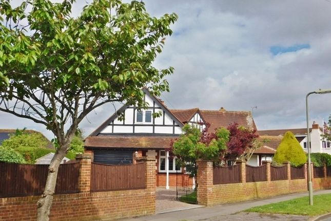 Thumbnail Detached bungalow for sale in Milvil Road, Lee-On-The-Solent