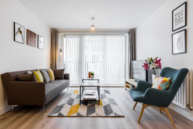 Thumbnail Flat to rent in 11 Tarves Way, Greenwich