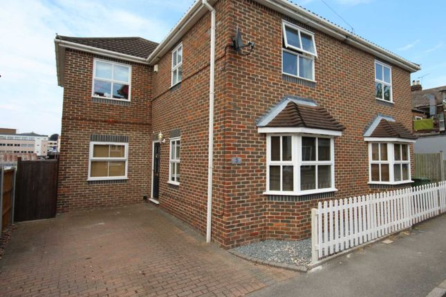 Thumbnail Semi-detached house for sale in Oldfields, Victoria Road, Warley, Brentwood