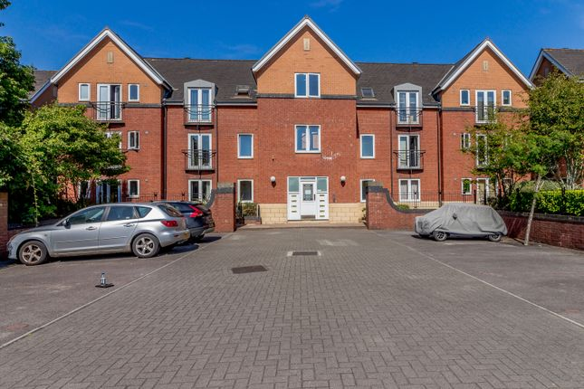 Thumbnail Flat for sale in Barquentine Place, Cardiff