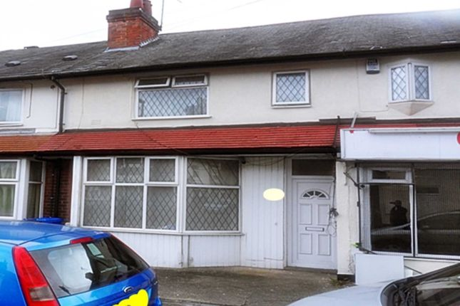 Thumbnail Terraced house for sale in Brighton Road, Alvaston, Derby