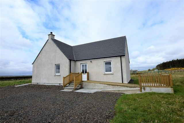 Thumbnail Detached bungalow for sale in Ruther View, Watten