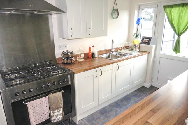 Kitchen of West Drive, Tattershall, Lincoln LN4