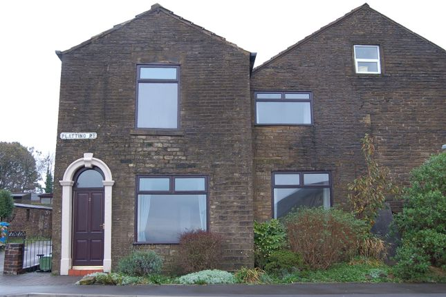 Thumbnail Semi-detached house to rent in Platting Road, Lydgate, Oldham