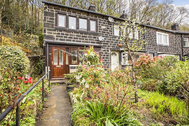 2 bed terraced house for sale in Calderside, Hebden Bridge