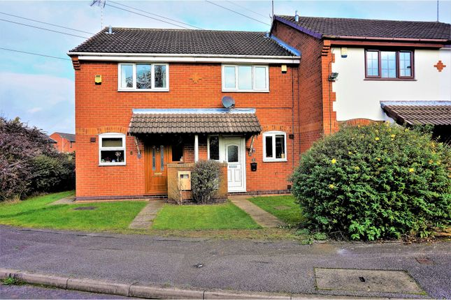 2 bed terraced house for sale in Hammond Grove, Kirkby In Ashfield