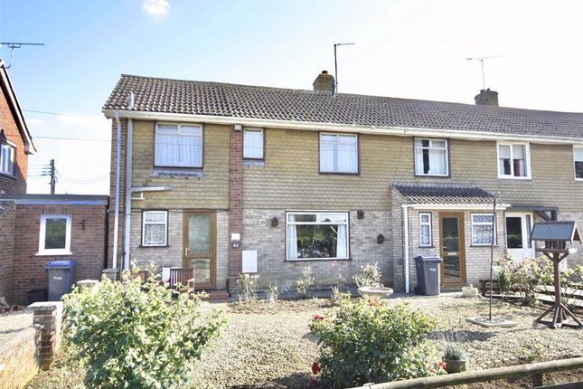 Thumbnail Semi-detached house for sale in Highfield, Bromham, Chippenham, Wiltshire