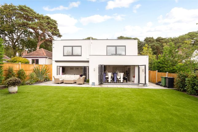 Thumbnail Detached house for sale in St. Osmunds Road, Lower Parkstone, Poole, Dorset