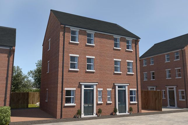 Thumbnail Semi-detached house for sale in Lime Tree Park, Chesterfield