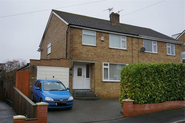 Thumbnail Semi-detached house for sale in Meadow Drive, East Ayton