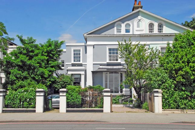 Thumbnail Semi-detached house for sale in Shooters Hill Road, Blackheath, London