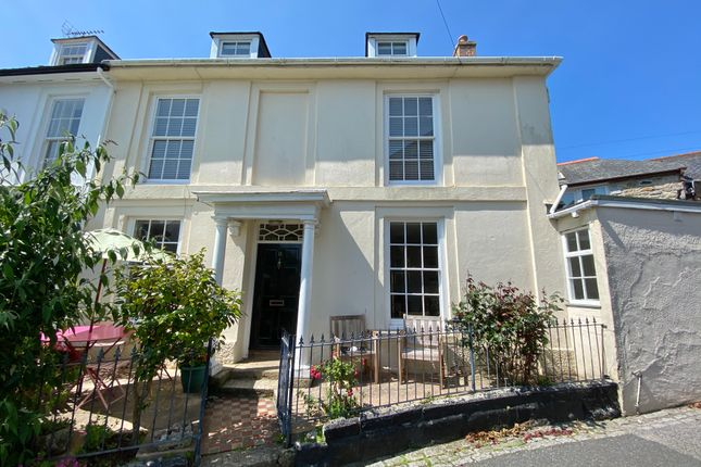 Semi-detached house for sale in Morrab Place, Penzance