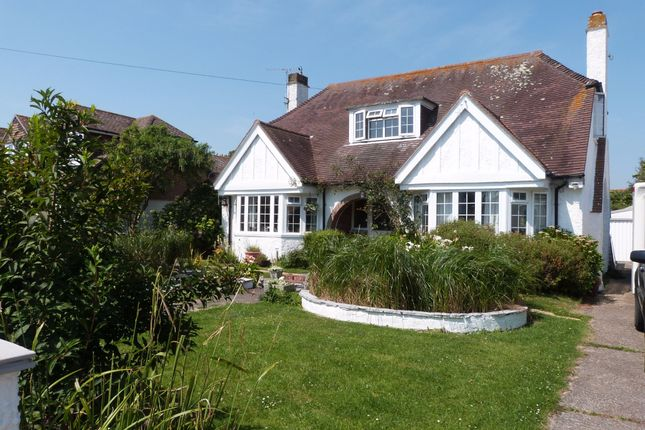 Thumbnail Detached house for sale in The Bridgeway, Selsey, Chichester