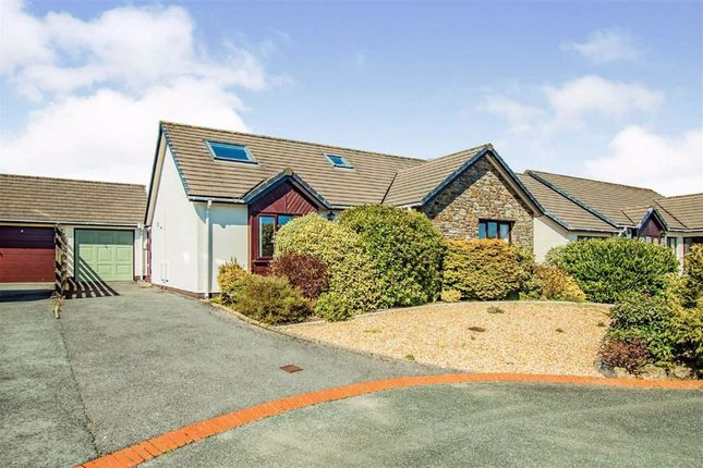 Thumbnail Detached bungalow for sale in Scandinavia Heights, Saundersfoot