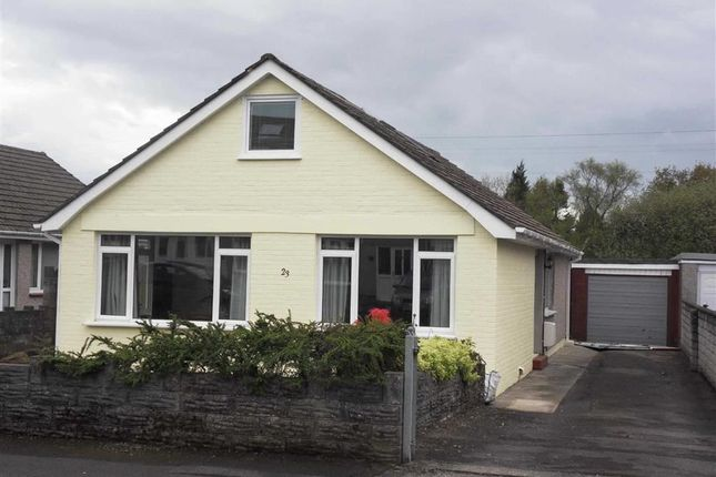 Thumbnail Detached bungalow for sale in Brodorion Drive, Swansea, Swansea