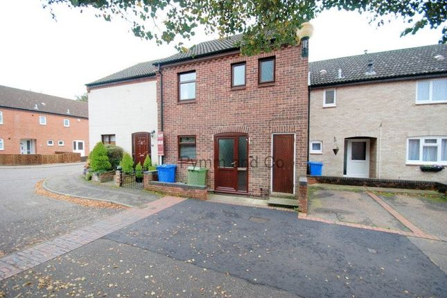 Thumbnail Terraced house to rent in Harry Barber Close, Norwich