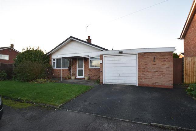 Thumbnail Detached bungalow for sale in Ravenscroft Drive, Droitwich