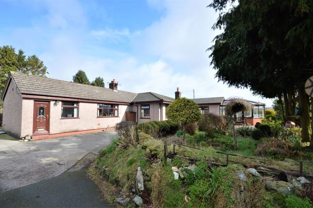 Thumbnail Detached bungalow for sale in Brynhyfryd Cottages, Dyserth Road, Lloc, Holywell