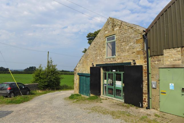 Tower Hill Industrial Unit, Grewelthorpe, Ripon HG4